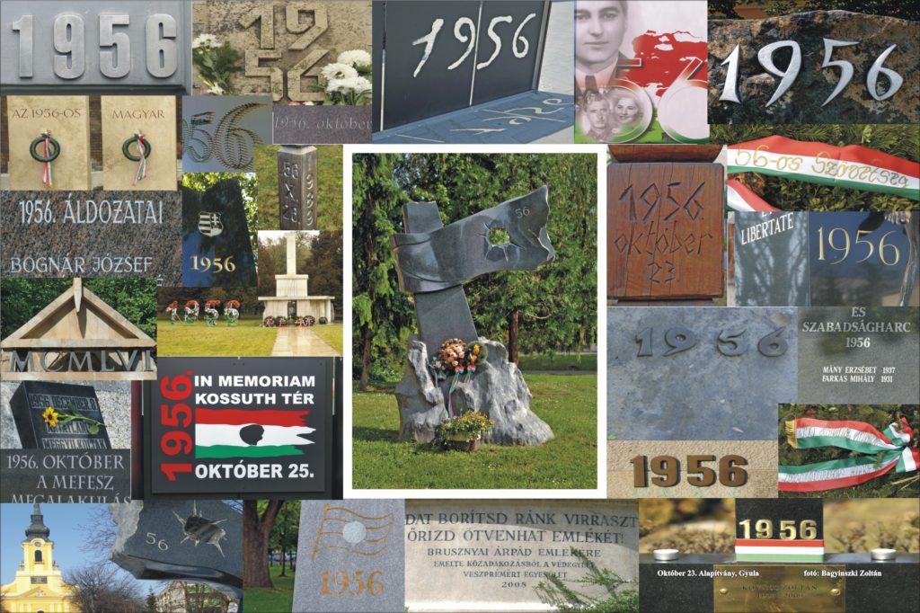 56-os emlékművek
